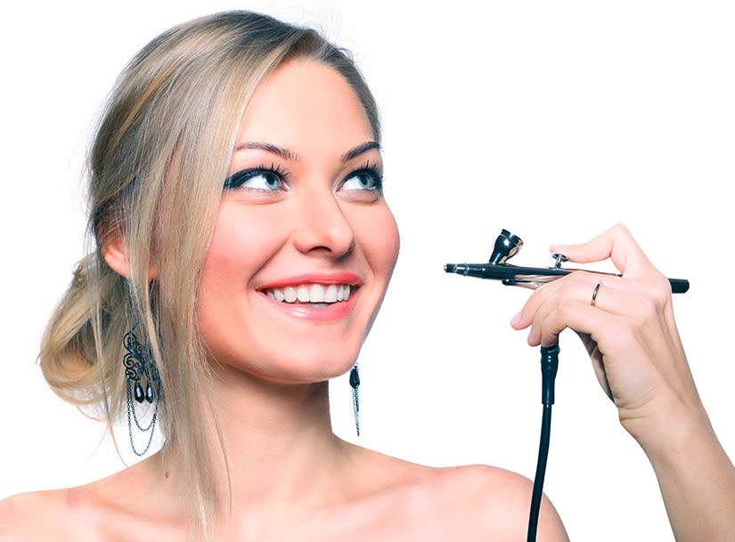 How To Make Airbrush Makeup